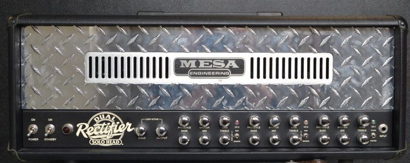 picture of Mesa Dual Rectifier